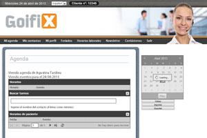 Goifix - Sitio web