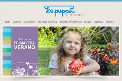 Leppupet - Sitio web