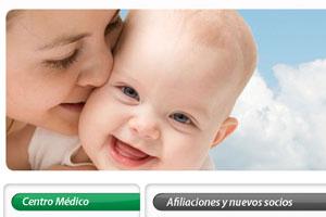 Obra Social Prensa Mendoza - Sitio web