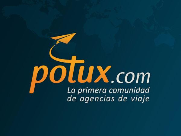 Potux - Diseño de Marca / Tarjetería / Newsletter / Sitio web