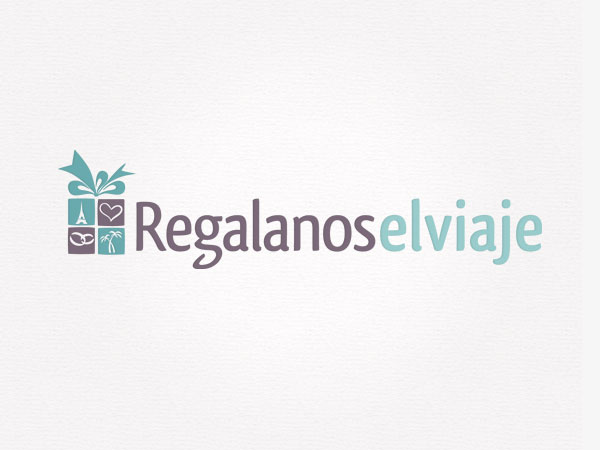 Regalanos el Viaje - Diseño de Marca y sitio web